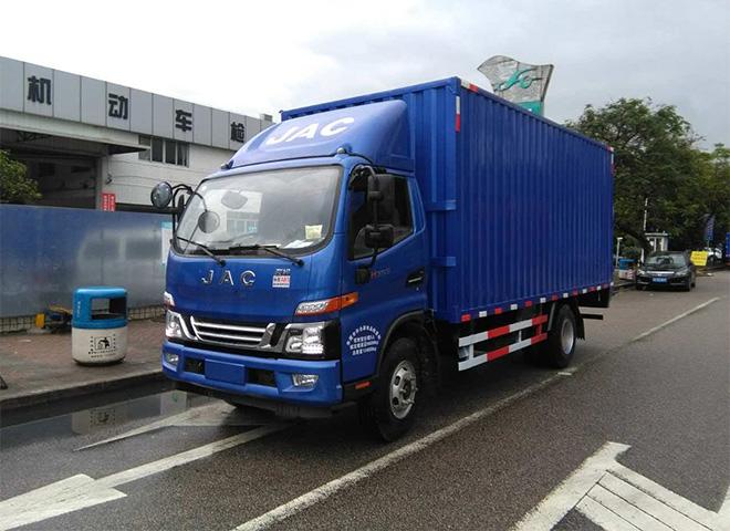 骏铃V7/4.8米—5.5米系列